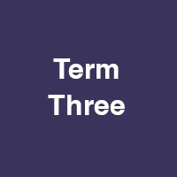 Term Three – Spanish