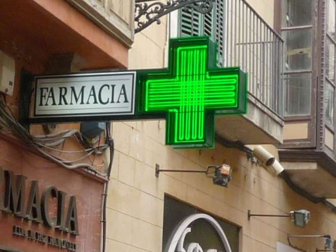 Spanish phrases at the chemist