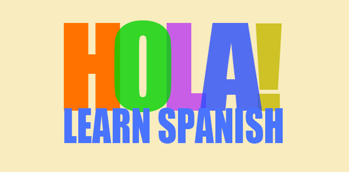 Spanish vocabulary is easier than you realise!