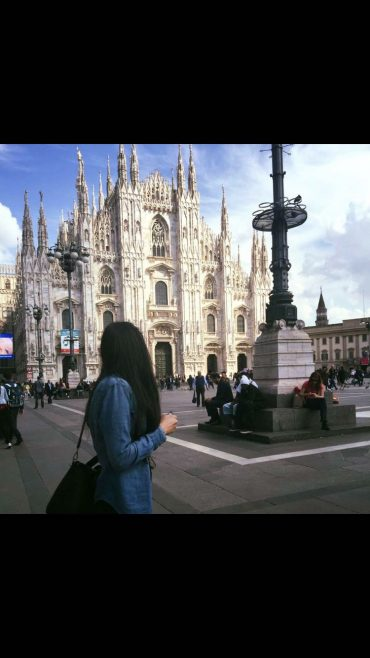 My language journey from Huddersfield to Milan