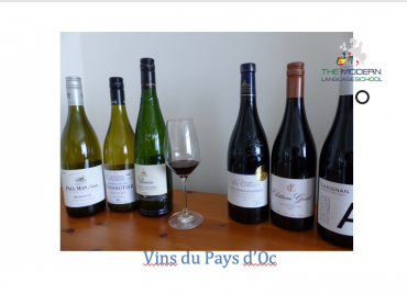 Wine tasting of this Friday