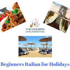 Italian for Holidays 2018 2019