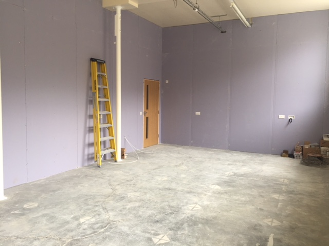 Language school takes shape!